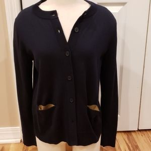 COS NAVY CARDIGAN!!